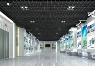 企业展厅案例